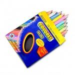 Set 12 creioane New Elite Colores (mic)