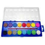 Trusa acuarela 16 culori Vidal