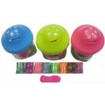 Set plastilina 8 culori Playsbro PLB-2119