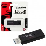 Memorie usb Kingston Data Traveler 100 128 gb