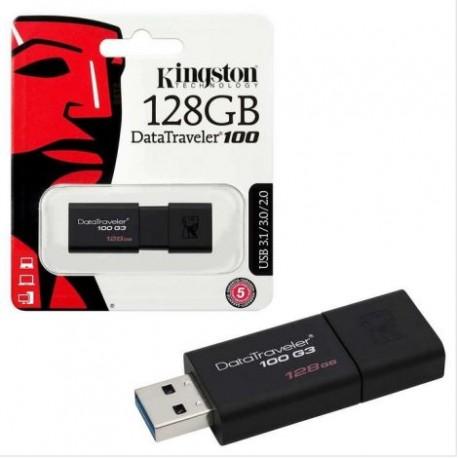 Memorie usb Kingston Data Traveler 100 128 gb