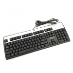 Tastatură HP USB Black Silver JB Win8