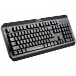 Tastatura A4Tech K-100 PS/2, Waterproof, negru