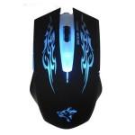 Mouse Gaming Rotech 6D USB Iluminat Negru