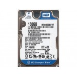 Hdd Laptop SH WD Scorpio Blue WD1600BEVT 160GB