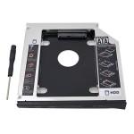 HDD Caddy laptop 12.7mm intern SATA