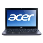 Laptop Acer Aspire cu procesor Intel® Core™ i5-2450M 2.50GHz