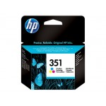 Cartus original HP 351 Color