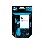 Cartus original HP 17 Color