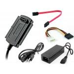 Cablu USB 2.0 to SATA/IDE