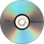 DVD+RW Traxdata (blank) 4.70GB
