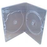 Carcasa DVD 2 Disk-uri (alb)