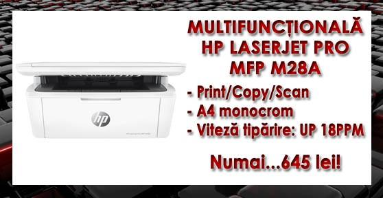 HP LASERJET M28A